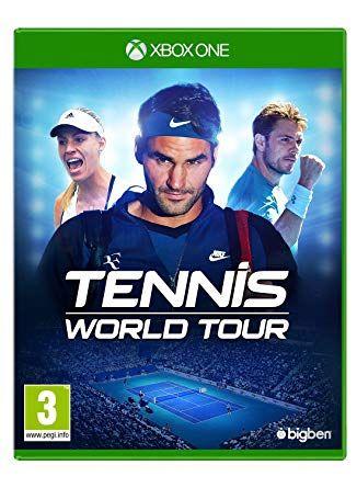 Tennis World Tour (Xbox One/PS4) - £15.99 (Prime) £18.98 (Non Prime) @ Amazon
