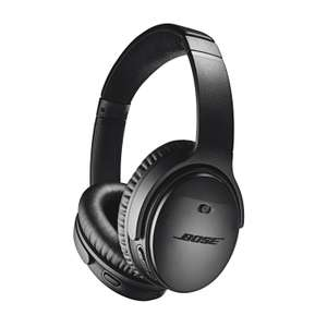 Bose QC 35 II Noise cancelling Wireless Headphones Black/Silver - Free 1 Day Delivery - 3 Year Warranty! Only £265 @ PeterTyson