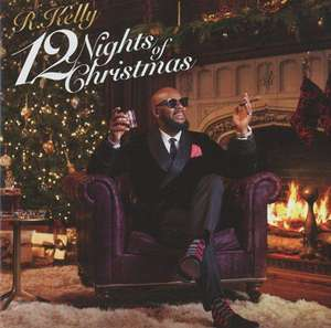 12 Nights of Christmas - R. Kelly (Album) [CD] - £4.99 Delivered (Was £9.99) @ Zoom | Sign Up to Newsletter for Further 10% Off First Order