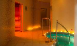 Titanic Spa Huddersfield 2 FOR 1 selected December dates £169 Fri or £169 Sat Stay for 2 ppl
