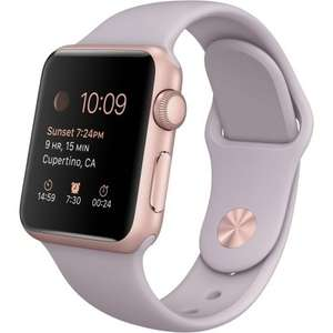Apple Watch Sport 38mm Rose Gold - £139.99 (Used - Very Good) @ Music Magpie