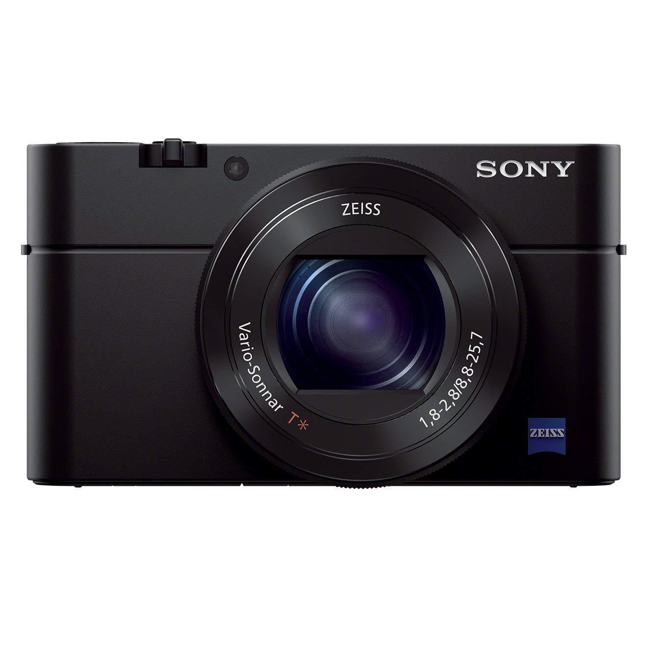 Sony RX100 M3 Advanced Compact Premium Camera - £349 (with Sony cashback) @ Amazon