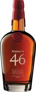 Maker's Mark 46 Kentucky Bourbon Whisky, 700 ml for £29.99 delivered @ Amazon UK