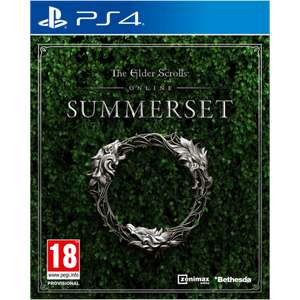 [PS4/Xbox One] Summerset Standard Edition - £1.99 / Morrowind £1.99 - Game