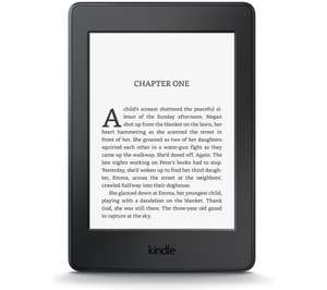 "Amazon Kindle Paperwhite (7th), 6"" Display, Built-in Light, Wi-Fi, Black £79.97 Currys"