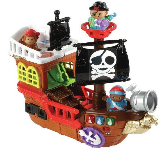 VTech Toot Toot Kingdom Pirate Ship £19.99 Argos