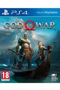 PS4: God of War £24.99 + £4.99 delivery @ studio