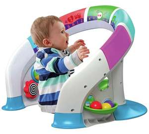 Fisher-Price Bright Beats Smart Touch Play Space Playset - was £38.99 now £24.99 @ Argos (Free C & C)