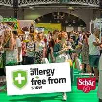 Free Tickets to the Allergy & Free from Show 3 Locations Please Share May Help Someone You Know