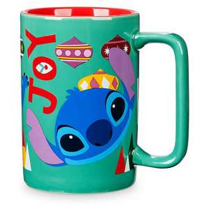 Stitch Christmas Mug and Gift box 4.49 delivered @ ShopDisney