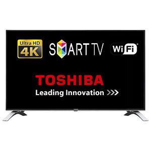 "Refurbished Toshiba 43U6663DB 43"" Smart LED TV WiFi Ultra HD 4K Freeview Play Tuner HDMI  down to £202.75 Tesco on eBay"