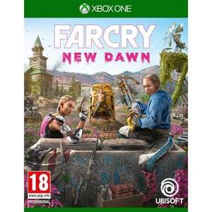 Far Cry New Dawn Xbox One/PS4 £32.99 when pre ordered for in-store collection @ Smyths 15.2.19