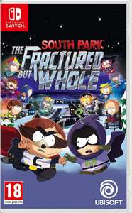 South Park and The Fractured But Whole - Switch - £20.99 @ Amazon