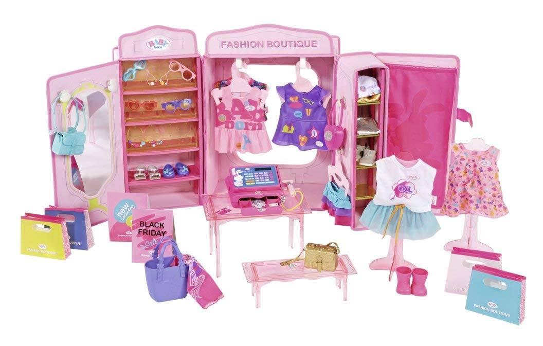 Baby Born 824757  Boutique Fashion Shop £49.99 Amazon