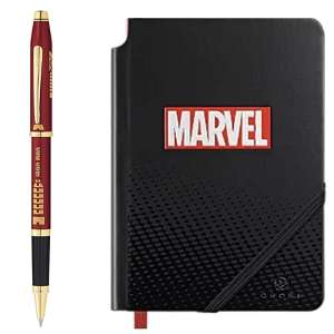 Cross Marvel Century II Iron Man Pen With 23K Gold Plated appointments + Marvel Jotter £28.50 w/code @ Cross (Cap and Spidey pens in OP)