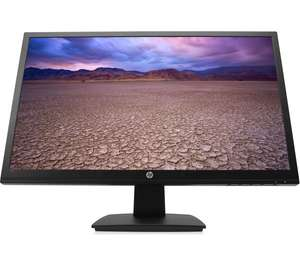 """HP 27o Full HD 27"""" LED Monitor - Black , £148.99 at currys business"""