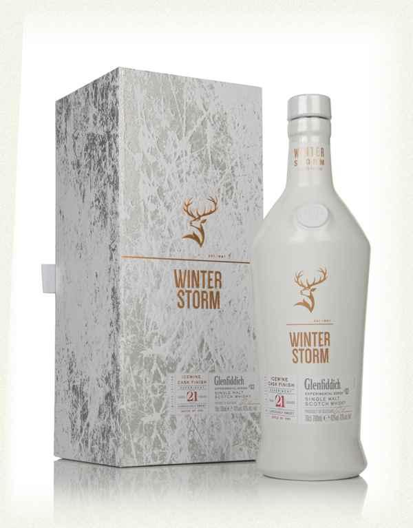 Glenfiddich Experimental Series - Winter Storm (Batch 2)  £149.95 Masters of Malt
