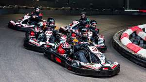 Teamsport Indoor Karting - Additional Driver £1 (When buying 1 full price ticket from £20)