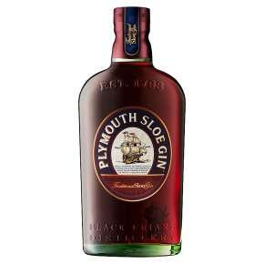 Plymouth Sloe Gin 700ml £22 Waitrose & Partners