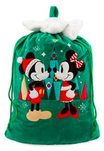 Disney Store Mickey and Minnie Christmas Sack. £15.49 - ShopDisney