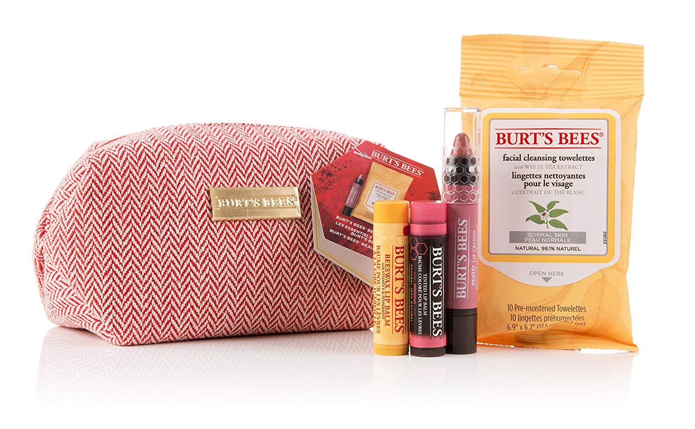 Burt's Bees Beauty Basics Natural 4 Piece Gift Set £10.19  Amazon Prime