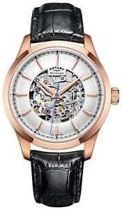 Rotary GS05036/06 Men's Rose Gold Plated Mecanique Automatic watch £79.99 @ Argos eBay