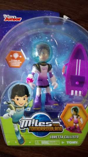 Miles from tomorrowland figures £1 instore @ the entertainer