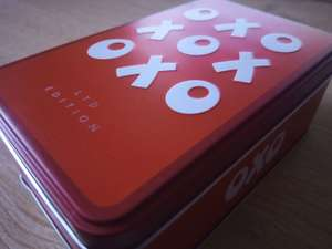 Oxo Limited Edition tin + 18 cubes £1.99 @ Pound Stretcher instore