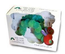 The Very Hungry Caterpillar Hardback book and toy set @ WHSmith Was £12.99, Now £9.35 Free C&C