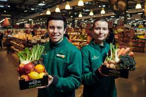 1KG 'Too Good to Waste' fruit and vegetable box for just £1 @ Morrisons