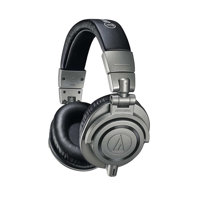 Audio Technica ATH-M50XGM Professional Monitor Headphones, Gun Metal, incl. hard case, £99.99 at amazon