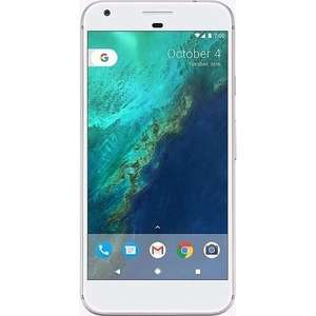 "Grade B Google Pixel XL Very Silver 5.5"" 32GB Unlocked & SIM Free - Laptop Direct £129.97"