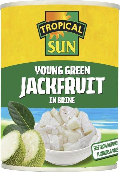 Tinned Jackfruit 565g for £1.25 @ Asda