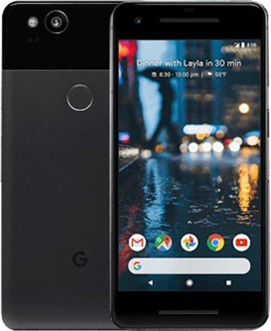 Google Pixel 2 64GB Just Black, EE Grade  B