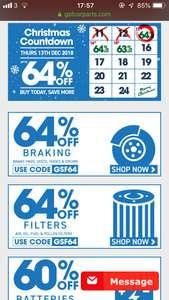 Massive reductions at GSF car parts