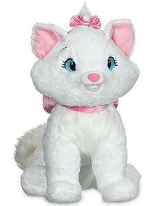 Large Soft Toys now £20 Del w/code e.g Marie Large Soft Toy £20 Del @ Disney Store