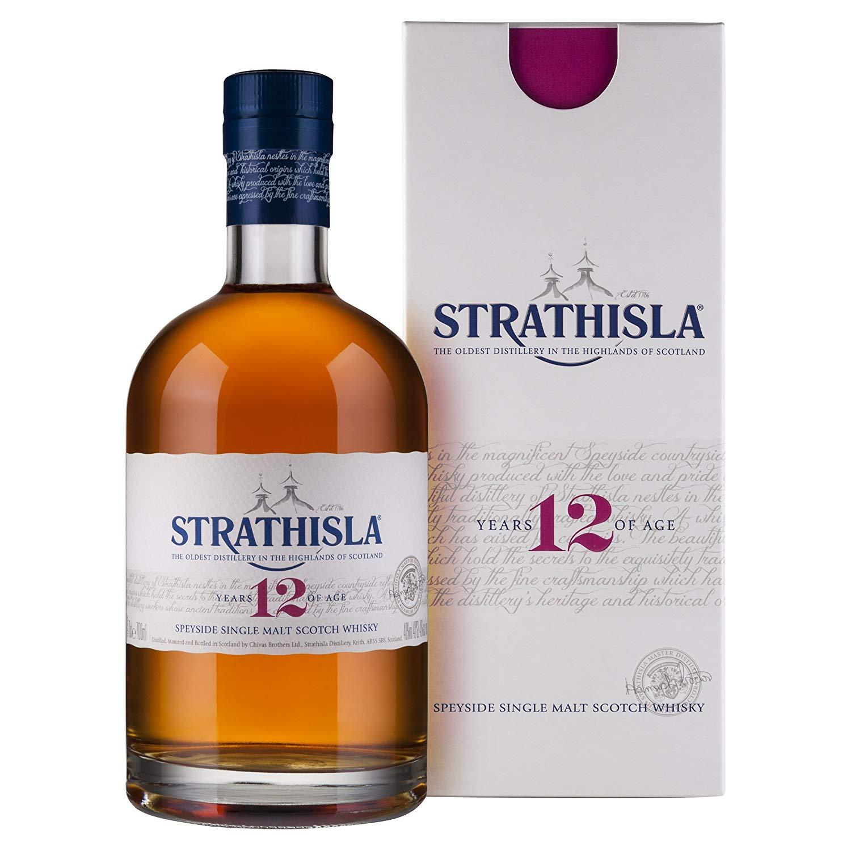 Strathisla 12 Year Old Single Malt Scotch Whisky, 70 cl @ Amazon Lightning Deal £24.50 Delivered.