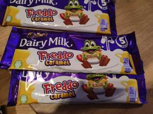 FREDDOs are 10p again!!!! Well 10 for £1 - In-store at Cadbury Outlet