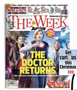 The Week Junior Magazine 6 issues for Free (Subscription signup required)