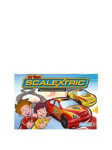ScalextricMy First Scalextric £31@ very