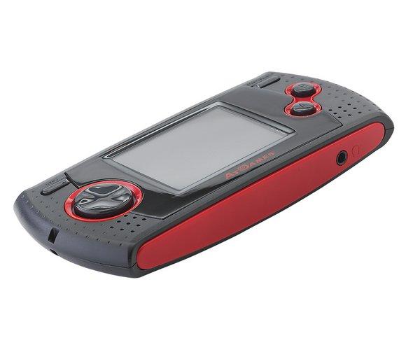 Sega Portable Games Console with 30 Games £20.99 @ Argos