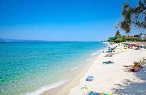 7 night holiday to Halkidiki, Greece for just £127 each (£506 total) including flights, hotel and car hire @loveholidays