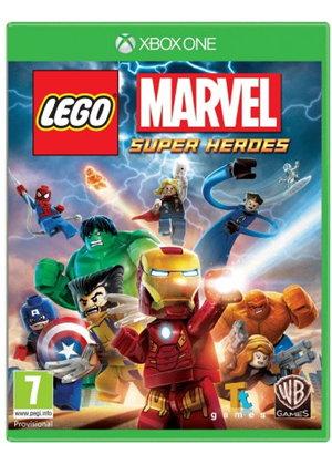 LEGO Marvel SuperHeroes (Xbox One) for £11.99 Delivered @ Base