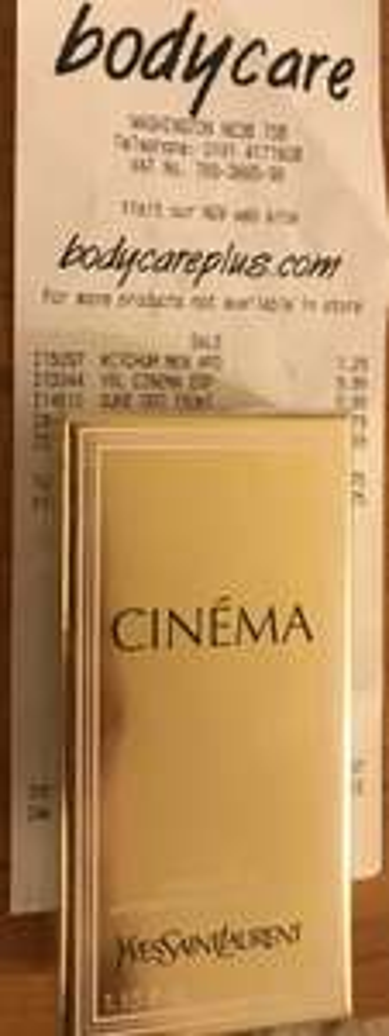 Ysl Cinema EDP 35ml only £9.99 in Bodycare Nationwide