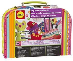 ALEX Toys Craft My First Sewing Kit £9.90 Amazon USA $7.20 shipping