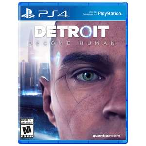 Detroit: Become Human PS4 £15.85 including free delivery @ ShopTo