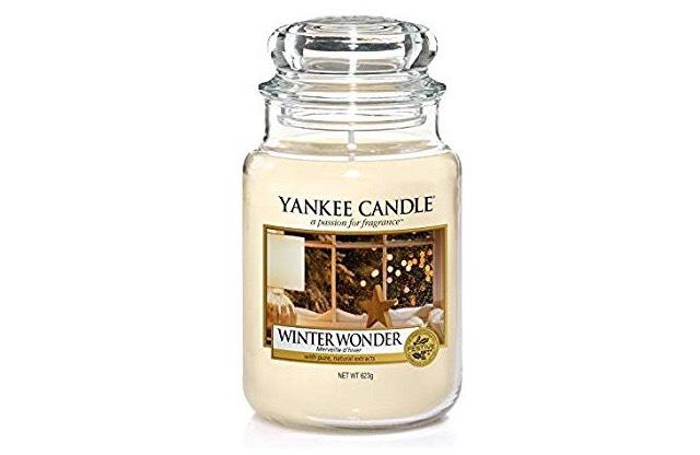 Large winter wonder Yankee £12.99 with prime @ Amazon (£17.48 non prime)