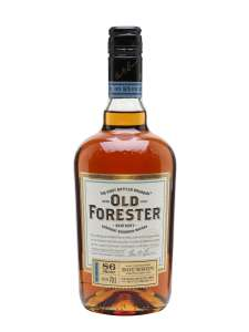 Old Forester Kentucky Straight Bourbon Whisky only £20 at asda instore and online