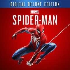 MARVELS SPIDER-MAN DIGITAL DELUXE EDITION PS Plus £36.74 @ PSN