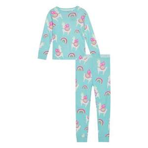 50% off childrens nightwear at Debenhams,e.g Lama pjs from £5, FREE C&C  with code